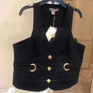 Beautiful lined vest by Kenar